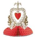 Vintage Valentine Cupid's Heart Ctrpc
