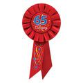 65 & Amazing Rosette