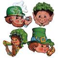 St Patrick Cutouts