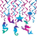 Mermaid Whirls