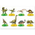Dinosaur Mini Centerpieces