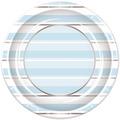 Striped Plates