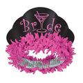 Glittered Bride Tiara