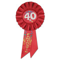 40 & Fantastic Rosette