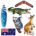 Australian Cutouts