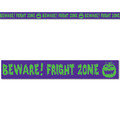Beware! Fright Zone Party Tape