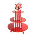Circus Tent Cupcake Stand