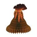 Tissue Volcano Centerpiece