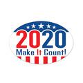 """2020"" Make It Count! Peel 'N Place"