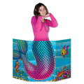 Mermaid Tail Photo Prop