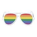 Rainbow Pinhole Glasses