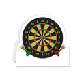 3-D Dartboard Centerpiece