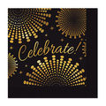 Celebrate! Luncheon Napkins
