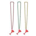 Beads w/Margarita Glass