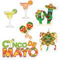 Cinco De Mayo Cutouts