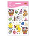 Bunny, Basket & Egg Stickers