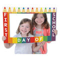School Days Photo Fun Frame
