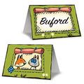 Woodland Friends Place Cards