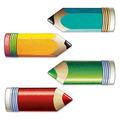 Jumbo Pencil Cutouts