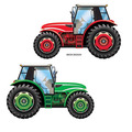 Tractor Cutout
