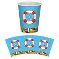 Nautical Beverage Cups
