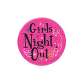 Girls' Night Out Satin Button