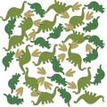 Dinosaur Deluxe Sparkle Confetti