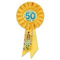 50 & Fabulous Rosette