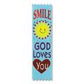 Smile, God Loves You Value Pack Ribbons