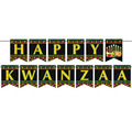 Happy Kwanzaa Streamer