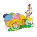 Vintage Easter Bunny w/Cart