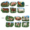 Farm Animal Cutouts