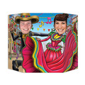 Mexican Folk Dancing Photo Prop