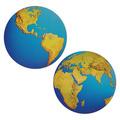 Planet Earth Cutout