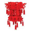 Felt Chinese Palace Lantern