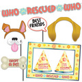 Who Rescued Who Party Kit