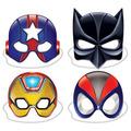Deluxe Hero Masks
