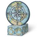 3-D Bon Voyage Centerpiece