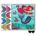 Pin The Tail On The Mermaid Game