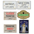 Prohibition Cutouts