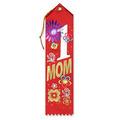 #1 Mom Award Ribbon