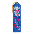 Kiss Me, It's My Birthday Jeweled Ribbon