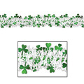 FR Metallic Shamrock Garland