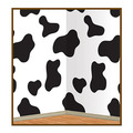 Cow Print Backdrop