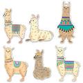 Llama Cutouts