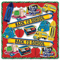 School Days Decorating Kit - 20 Ct