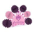 Princess Crown Pop-Over Centerpiece