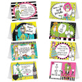 Dolly Mama's Adult Celebratn Table Cards