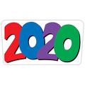 """""""2020"""" Cutout"""