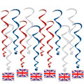 British Flag Whirls